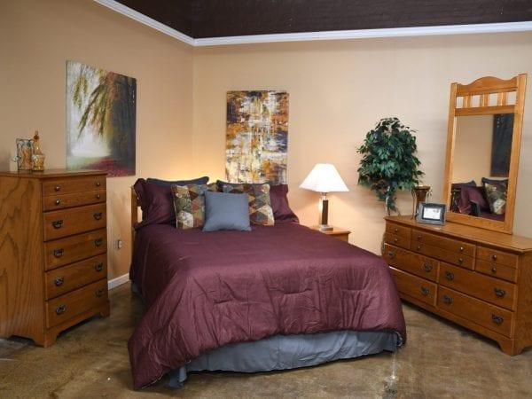 Pittsburgh Furniture Leasing & Sales bedroom set
