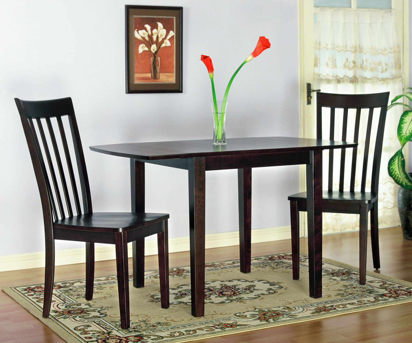 dining room furniture pittsburgh | 3 Piece Dinette | Pittsburgh Furniture Leasing