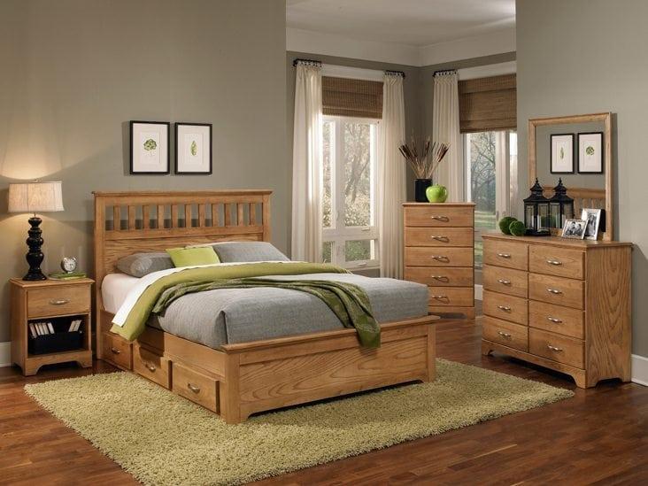 Carolina Sterling 4900 Collection Bedroom Set Pittsburgh Furniture Leasing