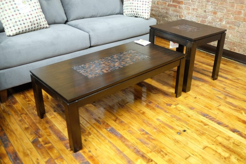 Standard Sparkle Coffee & end table Pittsburgh Furniture