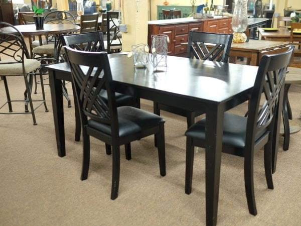 Standard Brooklyn Dinette dining room set Pittsburgh Furniture