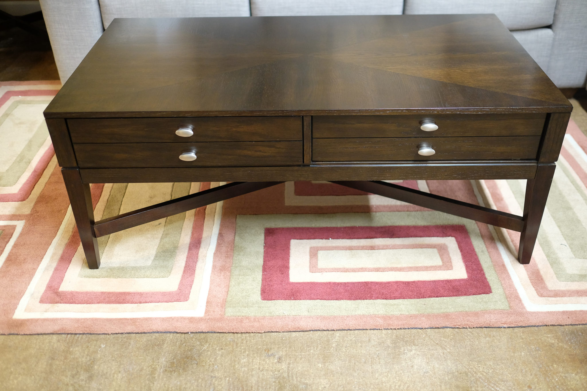 Jofran Granby coffee table Pittsburgh Furniture