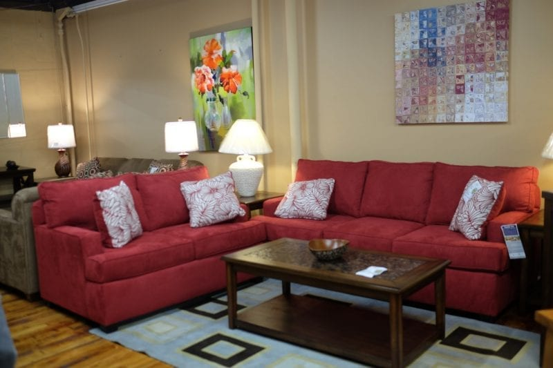 Will Blaze sofa and love seat Pittsburgh Furniture