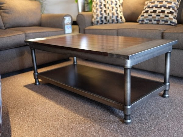 Hudson coffee table Pittsburgh Furniture