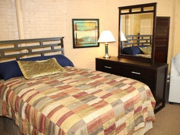 Pittsburgh Furniture bedroom set example