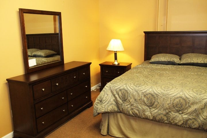 Progressive Traditions Bedroom Group - Pittsburgh Furniture Leasing