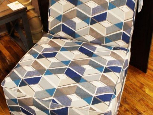 Spectrum Cosmic armless chair Pittsburgh Furniture