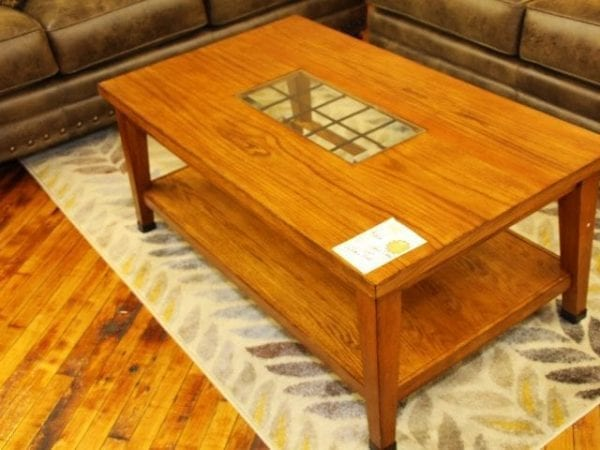 Steve Silver 3000 Oak Coffee table Pittsburgh Furniture