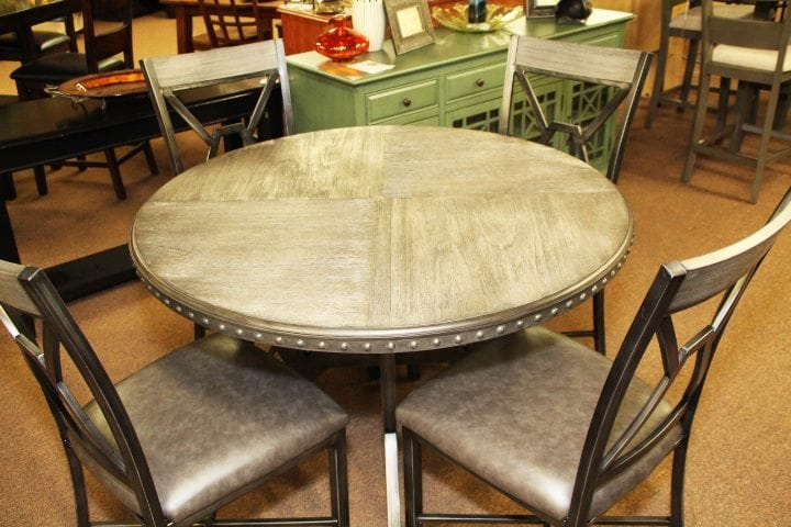 Pittsburgh Furniture dining room table set example
