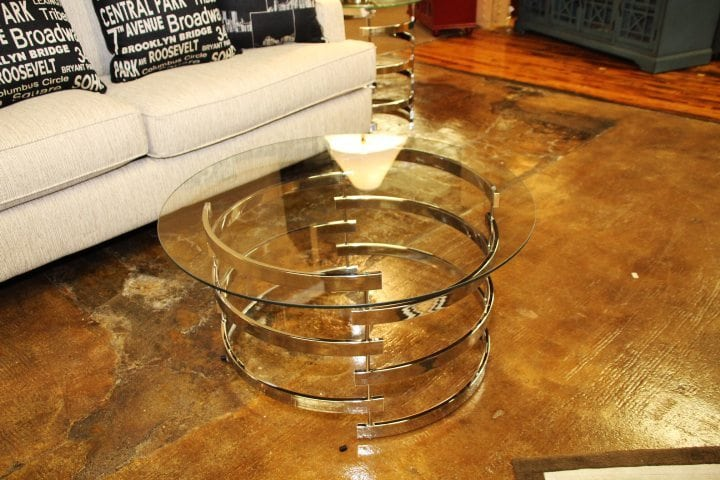 Pittsburgh Furniture coffee table example