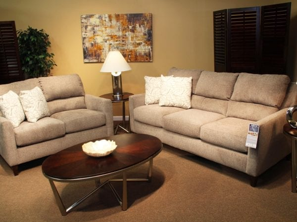 Pittsburgh Furniture living room set example 3