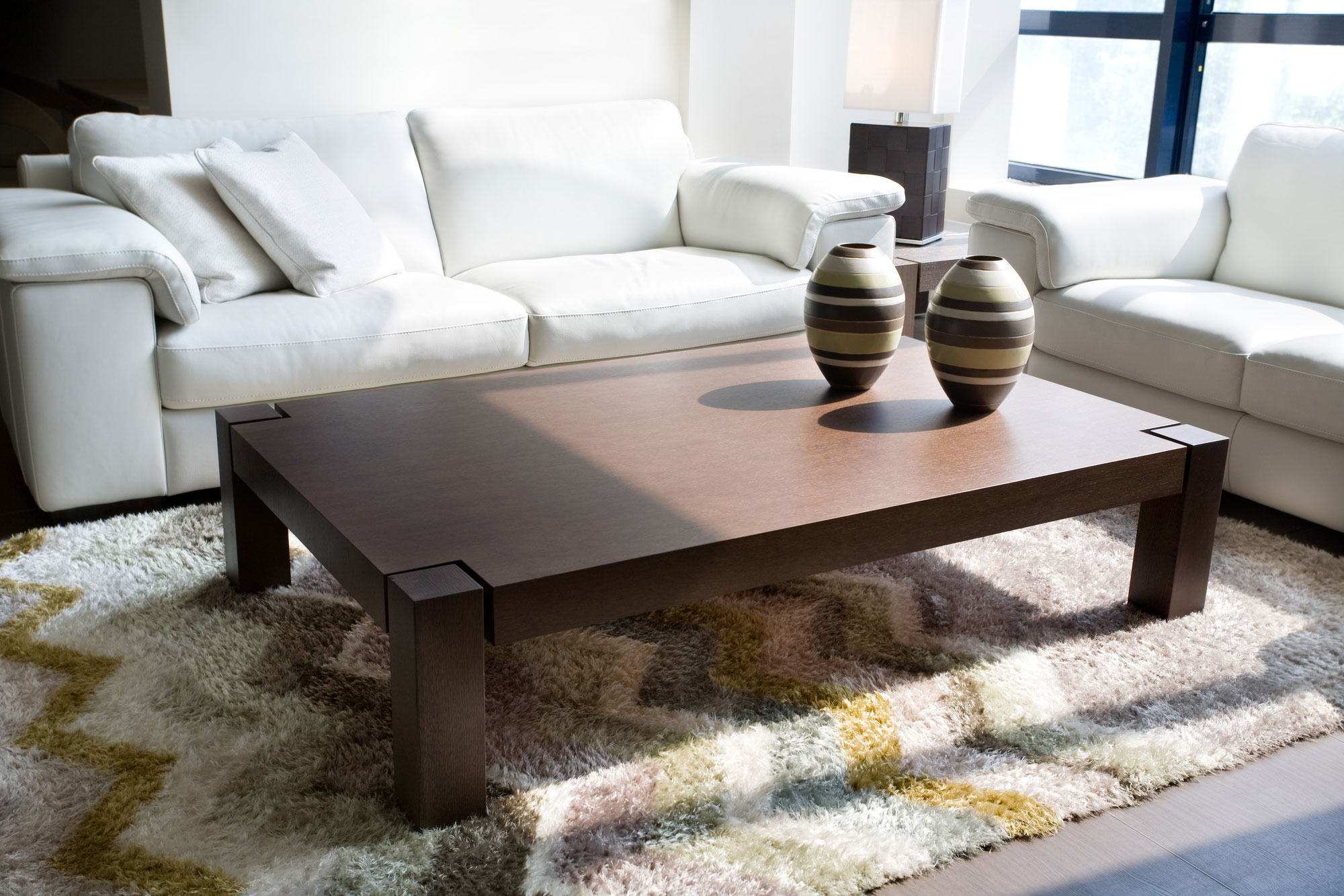 Pittsburgh Furniture couch table example two