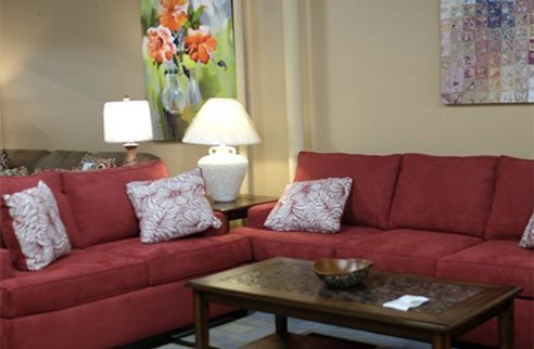 Pittsburgh Furniture Leasing living room