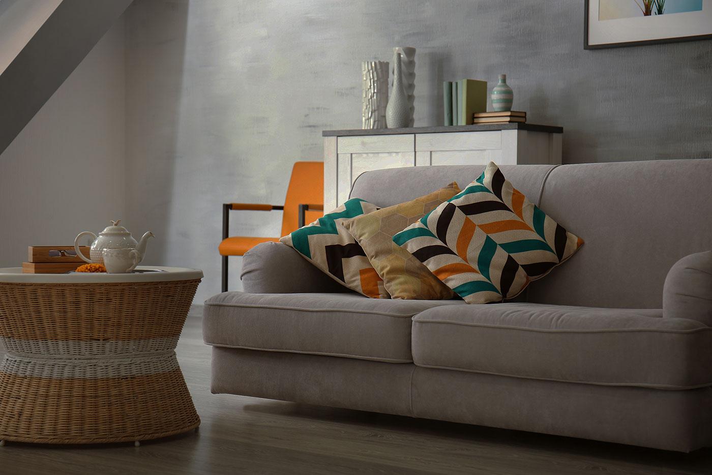 Pittsburgh Furniture modern sofa example