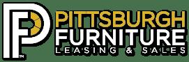 Pittsburgh Furniture White Logo Large