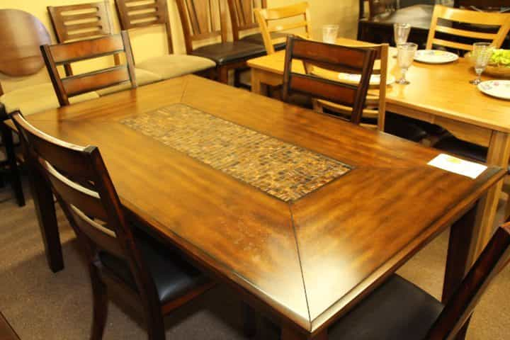 A Leased Furniture dinette set