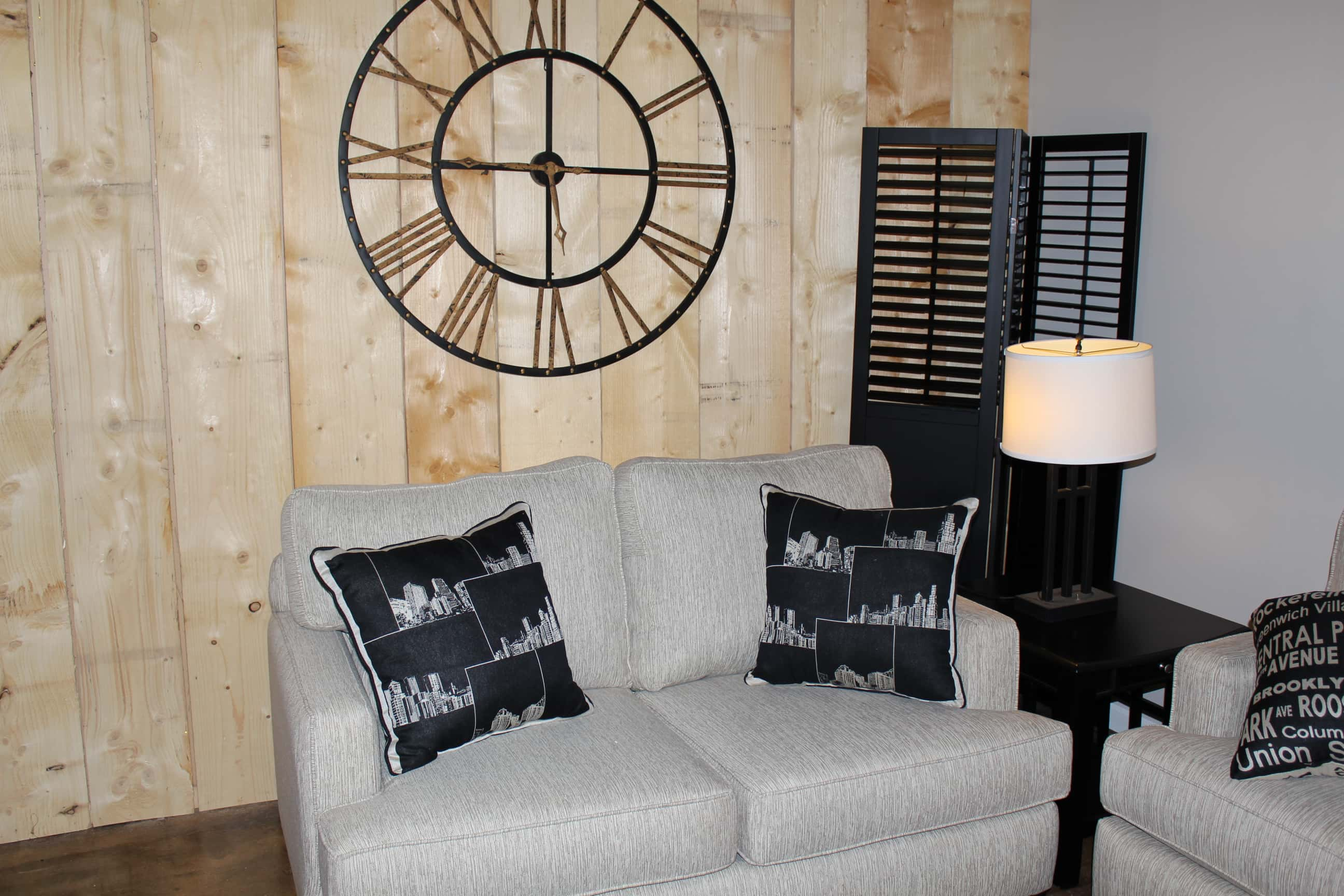 Previously used furniture can be high-quality and affordable