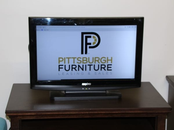 26 Inch HDTV available at Pittsburgh Furniture Leasing