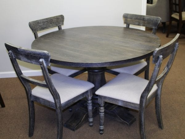 Dinette set available for lease at Pittsburgh Furniture Leasing
