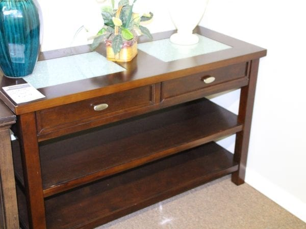 Sofa Table available for lease at Pittsburgh Furniture Leasing