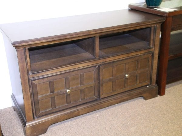 Large Traditions TV stand available for lease