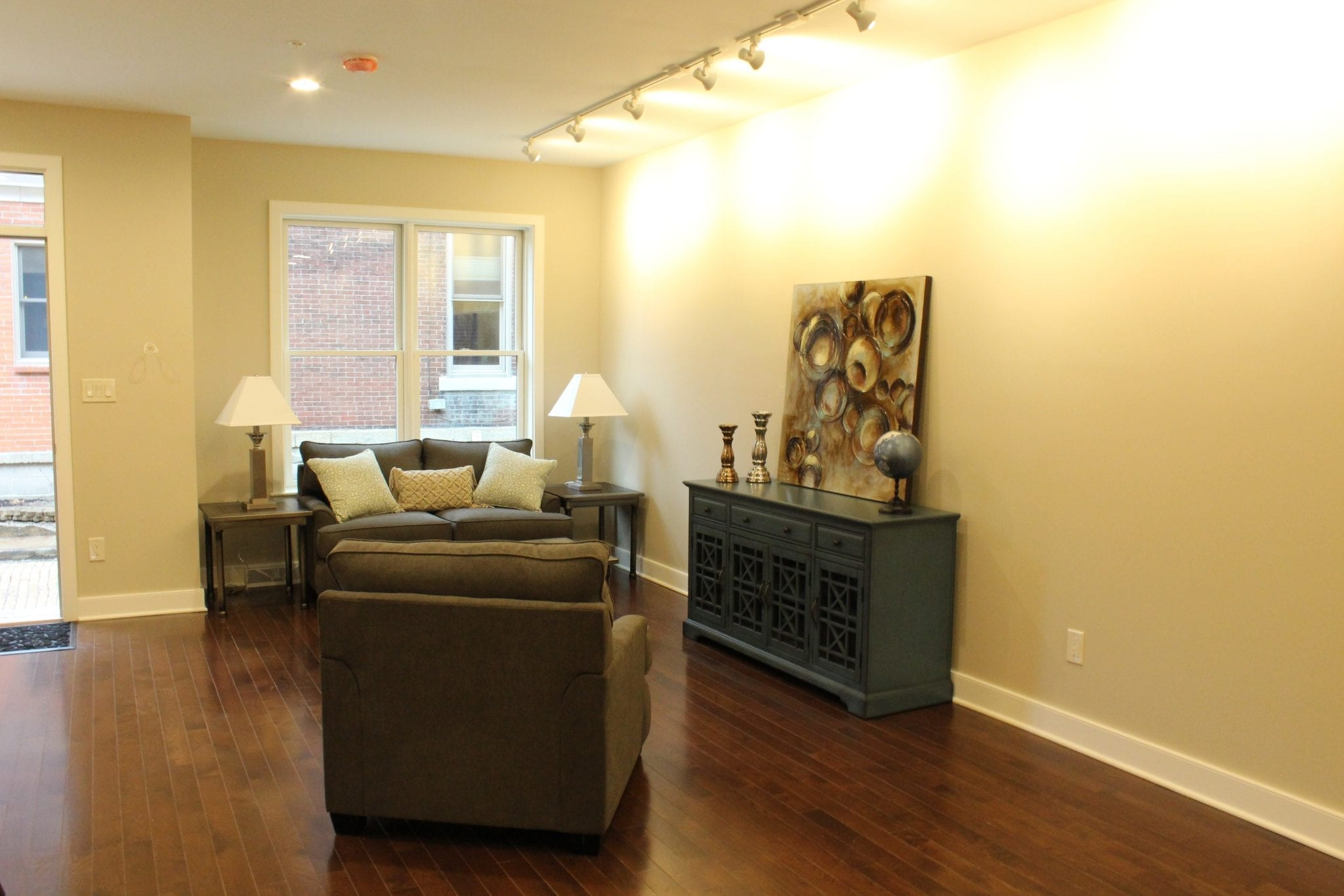 Pittsburgh Home Staging Services provided by Pittsburgh Furniture Leasing.