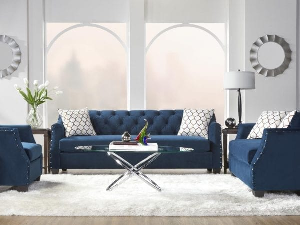 Bing Indigo Couch Leasing Set Pittsburgh Furniture Leasing
