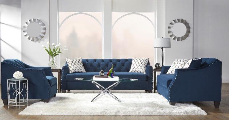 Bing Indigo Couch Leasing Set Pittsburgh Furniture Leasing