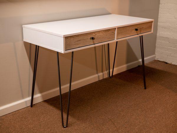 bernards desk white gray 299 3